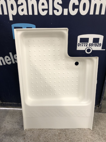 CPS-FLEET-1207 SHOWER TRAY